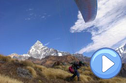 Paragliding in Nepal Presentation